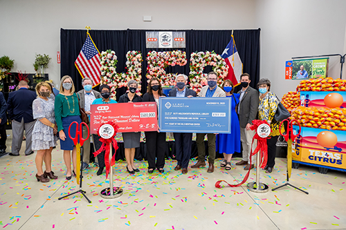 H-E-B has announced that it will be opening its newest store in the city of Kerrville, Texas
