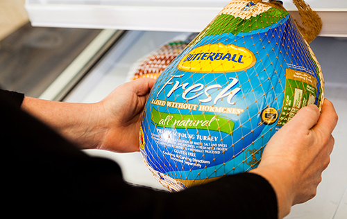 Butterball recently donated 500,000 meals to the Food Bank of Central and Eastern North Carolina