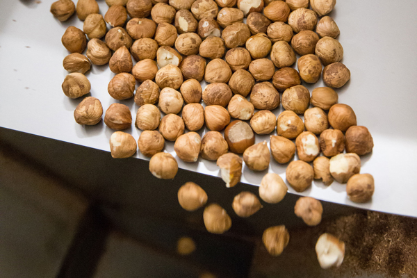 The mission now for Hazelnut Growers of Oregon is to try and bring more value-added products to a greater margin that can be returned to the farmers of the Hazelnut Growers cooperative