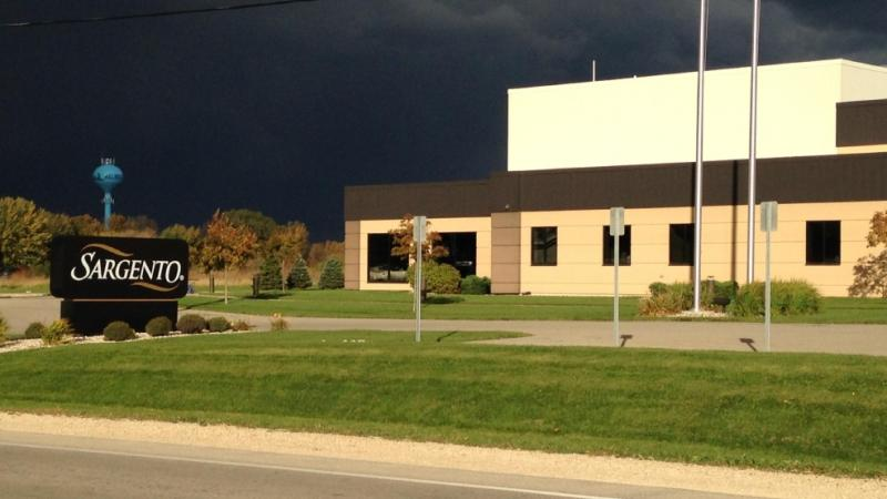 Sargento's Hilbert, WI Facility (Source: Fox 11 News)