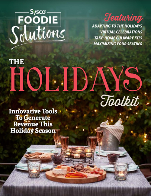 Sysco announced the addition of a Holiday Toolkit to help foodservice operators respond quickly to shifting business requirements and trends resulting from the COVID-19 pandemic