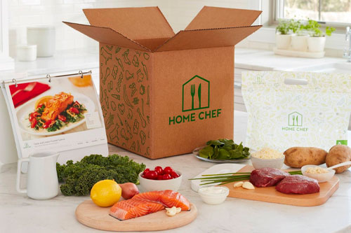 Kroger is bringing retail meal kits to new cities and upping the number of stores carrying Home Chef's kits to an additional 500 stores