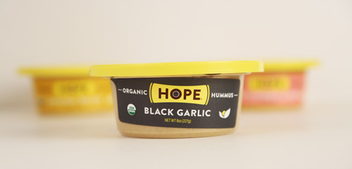 Hope Foods Organic Hummus