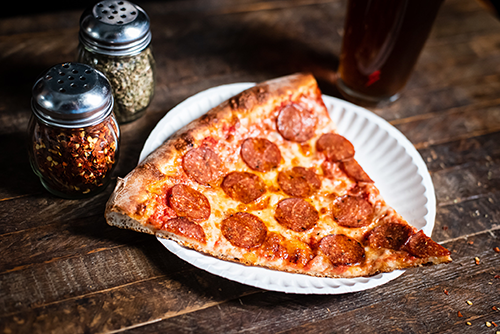 Hormel Foods has announced it will be offering its Happy Little Plants® plant-based pepperoni to pizzerias and restauranteurs looking to add more plant-based options to their menus (Photo credit: PRNewsfoto/Hormel Foods Corporation)