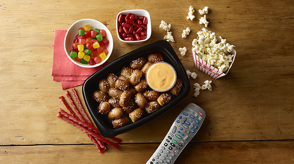 Hormel Foods introduced Hormel® pretzel bites and cheese tray, an addition to the Hormel Gatherings® line