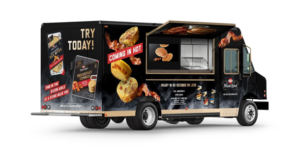 Hormel's new Oven-Baked Egg Bites and Black Label Breakfast Combos™ offer a convenient and quick option for consumers on-the-go