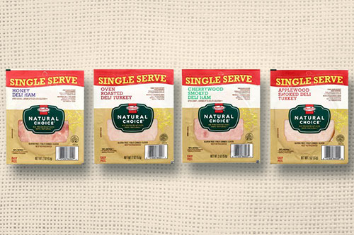 Hormel rolls out its new single lunchmeat options to appeal to smaller households