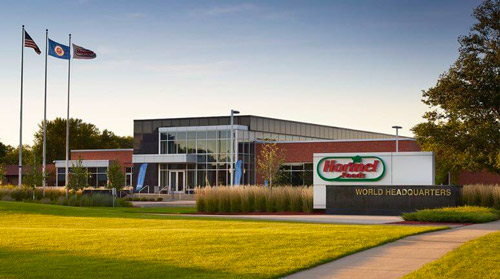 Hormel Foods recognized 71 of its suppliers that helped them succeed in the past year