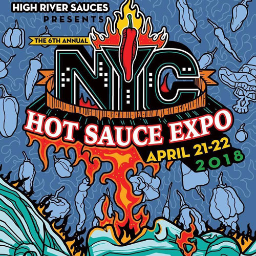 6th Annual NYC Hot Sauce Expo