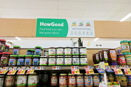 Ahold Delhaize USA is committed to ongoing sustainability work and will release additional goals and plans for 2030 and beyond to build on these commitments, such as partnering with HowGood in its banner stores