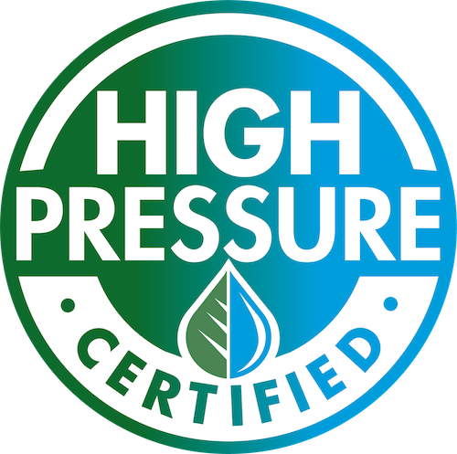 The High-Pressure Process Certified Seal