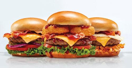IHOb's new Ultimate Steakburgers