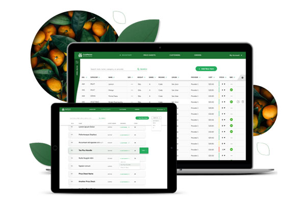 GrubMarket has announced the general availability of WholesaleWare 2.0, one of the most comprehensive and modern Software-as-a-Service platforms