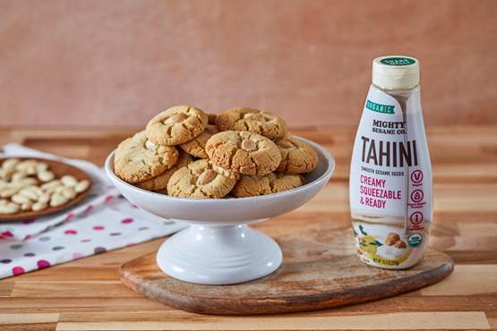 Kayco announced the addition of Tahini Squeeze & Serve