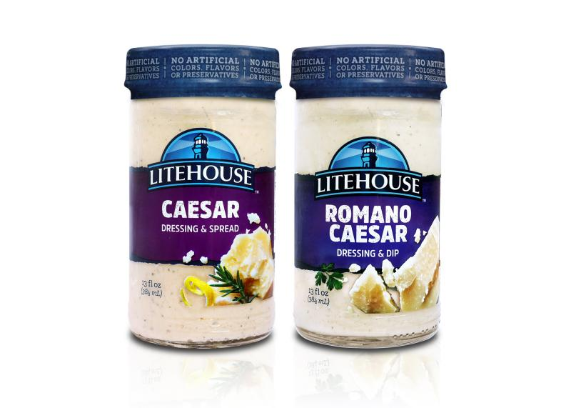 Lighthouse is spotlighting one of North America's go-to salad dressing flavors by highlighting its own Caesar and Romano Caesar dressings
