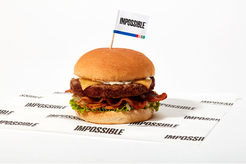 Impossible Foods has raised roughly $500 million in its latest series F funding round