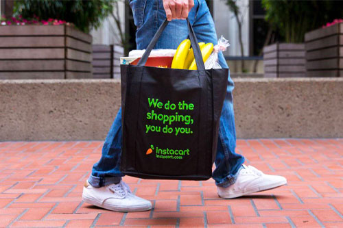 On top of surpassing some of the retail sector's top grocery delivery leaders in market share, Instacart also raised $225 million as part of a new financing round, which increases its valuation to $13.7 billion