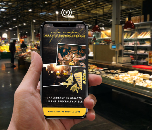 Jarlsberg Cheese's new campaign will feature digital ads, brand ambassadors/influencers, mobile and digital coupons, and retailer opportunities
