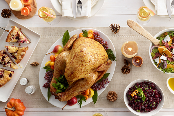 Hosts and dinner guests alike are invited to call the hotline for advice on a variety of topics like techniques for cooking a turkey, wine and drink pairings, leftover recipe inspiration, and more
