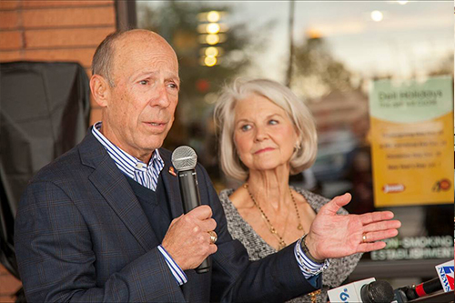 Jason's Deli Founder and Chairman of the Board, Joe Tortorice Jr., passed at the age of 70