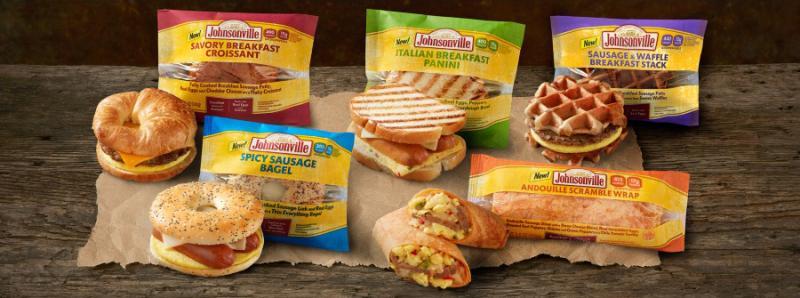 Premium Breakfast Sandwich Collection