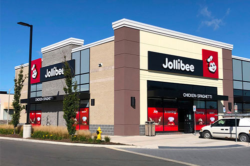 As part of its North American expansion, Jollibee has announced its third store in the Greater Toronto Area