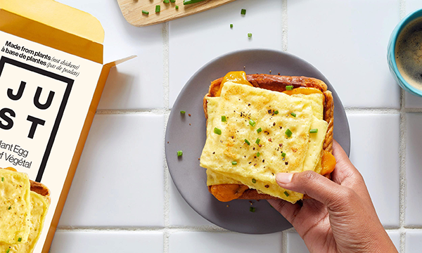 More than 1,000 Kroger and Kroger-owned stores like Ralphs, Fred Meyer, QFC, Fry's, and Mariano's will bring the recently launched folded JUST Egg to their freezer sections