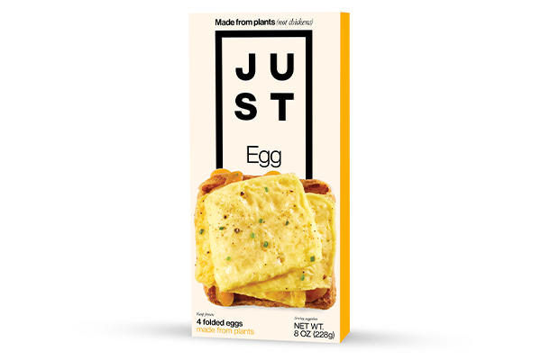 Eat Just's flagship product JUST Egg will be available at more than 17,000 points of retail distribution in the United States