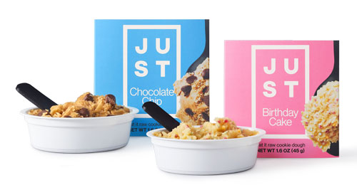 Just Cookie Dough is just plain fun, and this summer the company is launching new versions of the highly sought-after product