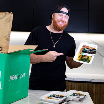 Fresh N' Lean partnered with 2020 World Series Champion Justin Turner to launch a new Whole30 Approved® meal plan