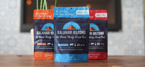 Kalahari Biltong accelerates the growth of its brand with a new CEO