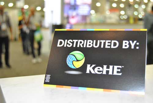 KeHE Distributors announced that it will be Thrive Market's primary strategic distribution partner of natural and organic through 2023