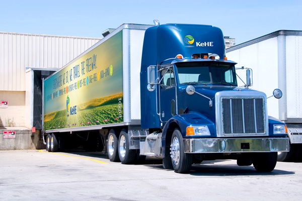 KeHE recently announced a partnership with Clean Energy Fuels to add low-carbon emission trucks fueled with renewable natural gas to its California fleet in 2020