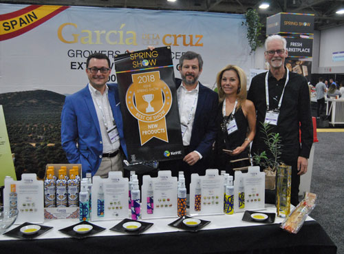 The Garcia de la Cruz team took home the Best of Show award at this year's show