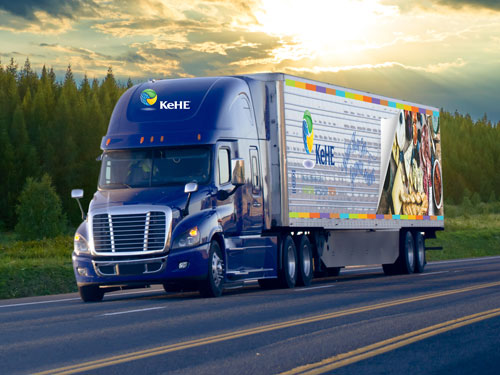 KeHE Distributors revealed that it has joined the SmartWay® Transport Partnership, a collaboration between the U.S. Environmental Protection Agency (EPA) and industry partners