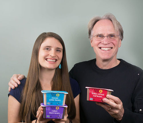 Keith and Hannah Kullberg, the father daughter team that founded The Better Bean Co.
