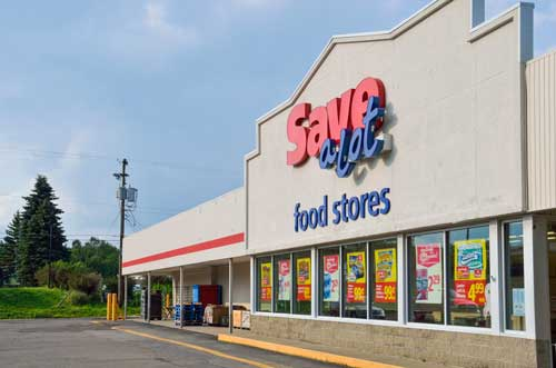 Save-A-Lot storefront