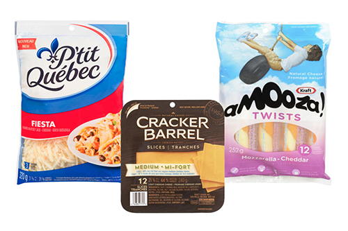 Kraft Heinz's sale includes Cracker Barrel, P'tit Quebec, and aMOOza! brands