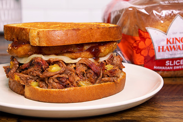 King's Hawaiian® is partnering with three famous sandwich makers to create limited-time offerings available via national delivery with Goldbelly and locally at each restaurant