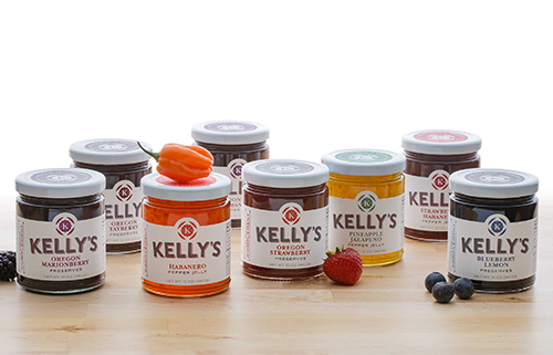 Kelly's Pepper Jellies and Preserves of Oregon has maintained outstanding product quality with non-negotiable core values that drive the company's bottom line