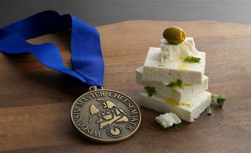 Klondike Cheese's award-winning Odyssey® Feta
