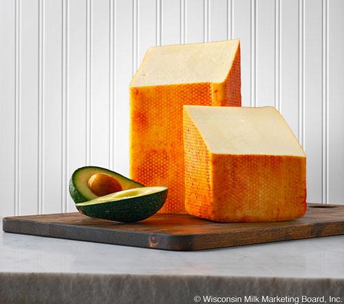 Klondike Cheese's muenster