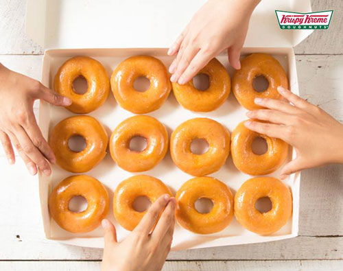 Krispy Kreme celebrates 81 years with $1 for a dozen