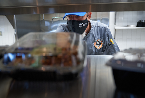 Kroger and ClusterTruck's on-premise kitchens were developed from the momentum and insights of an informative pilot launched in December 2019