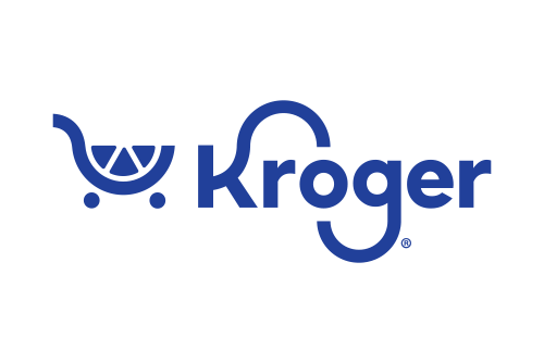 Kroger recently revealed its new logo, referred to as The Fresh Cart, as part of its ongoing rebrand strategy
