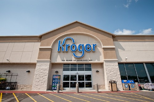 Kroger opens new mini restaraunts in 28 of its stores, marking the first restaraunt-style concept for the Chicago-based grocer.