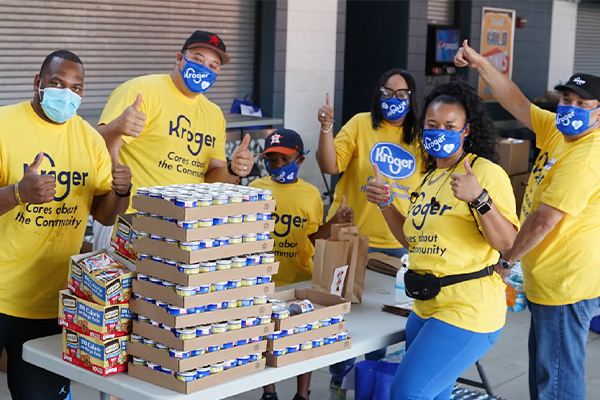 Looking toward the future of the company and its growth, some of Kroger's ESG goals include increasing hourly wages, achieving zero waste company-wide, and increase spending with diverse suppliers to $10 billion annually