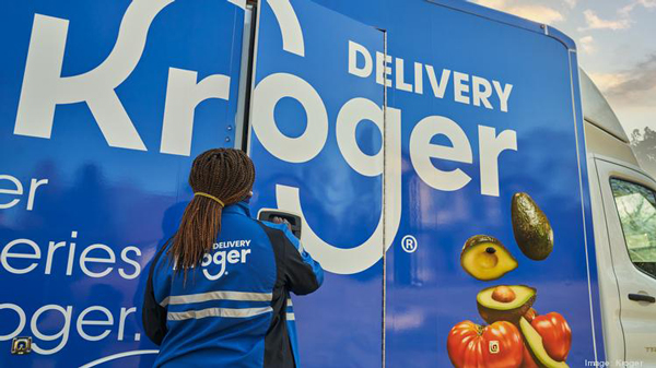 Entering a new market, Kroger announced it is officially offering delivery in Tampa, Florida