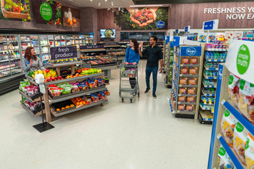 Kroger and Walgreens continue to build on the exploratory pilot they announced in early October of this year, combining forces to offer customers a one-stop shop for all things grocery