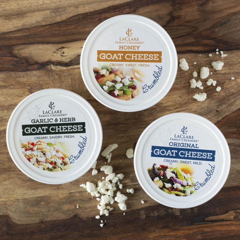 LaClare Family Creamery is adding new offerings to its product lineup to deliver on the shopper desire for charcuterie